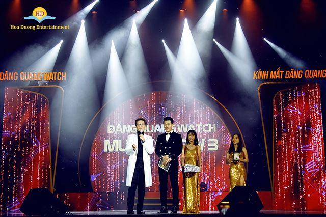 Đăng Quang Music Show 3 - Không gian âm nhạc chất đến từng giây