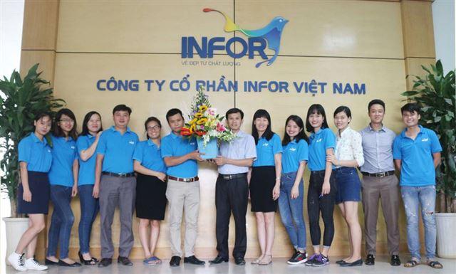 INFOR Việt Nam: Vẻ đẹp từ chất lượng