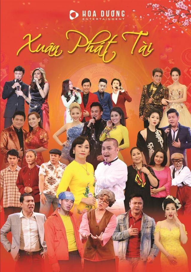 Sản xuất VCD - DVD ca nhạc, hài kịch