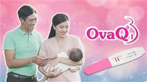 TVC OvaQ - Sản phẩm hỗ trợ sinh sản cho nữ giới