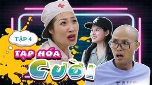 TẠP HÓA CƯỜI TẬP 4 | TUYỂN DIỄN VIÊN #2 | Hài Thái Sơn, Thương Cin | Sitcom Hài Hước