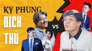 KỲ PHÙNG ĐỊCH THỦ | MV Nhạc chế | Parody Hài | TRUNG RUỒI - THÁI SƠN